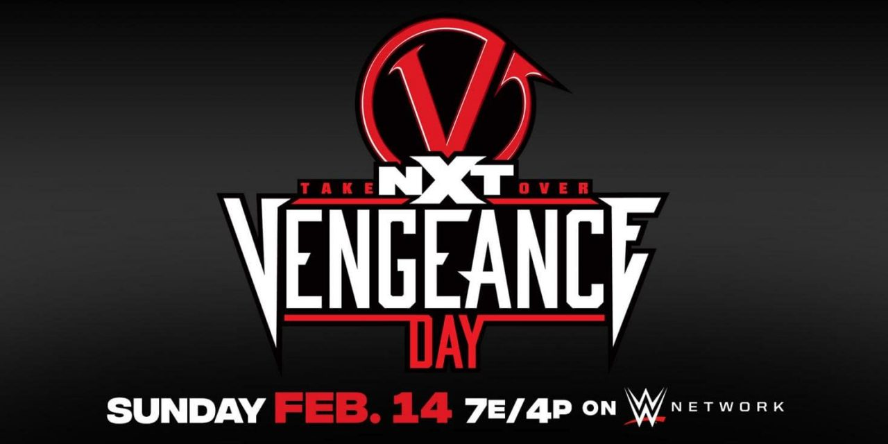 Countdown to NXT Takeover: Vengeance Day