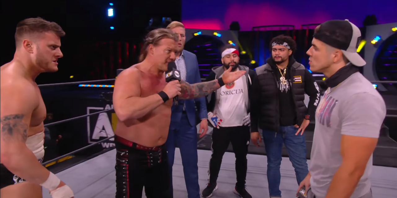 AEW Dynamite: The Inner Circle shrinks; Sammy quits