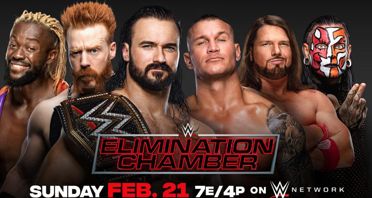 Countdown to Elimination Chamber 2021