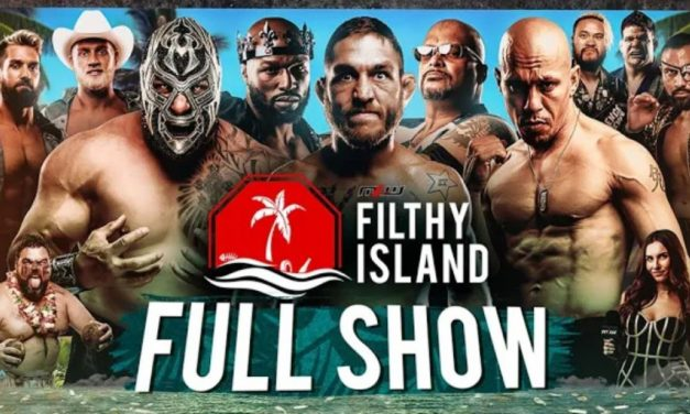 MLW Fusion:  Filthy Island Follies & Foibles