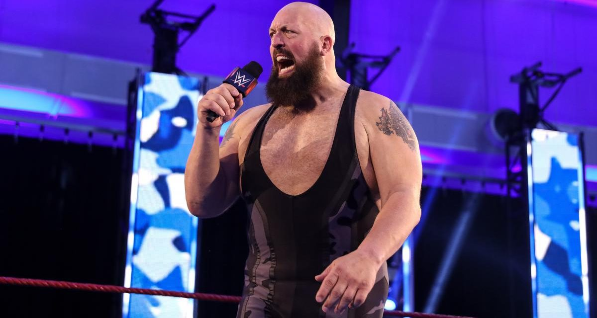 Paul 'Big Show' Wight signs with AEW