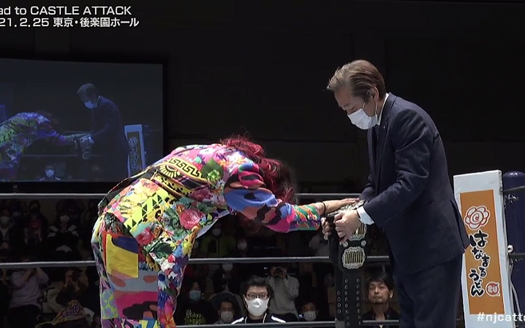 Takahashi vacates title and new champs crowned at Road to Castle Attack
