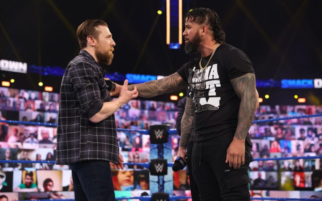 SmackDown: Butting in line