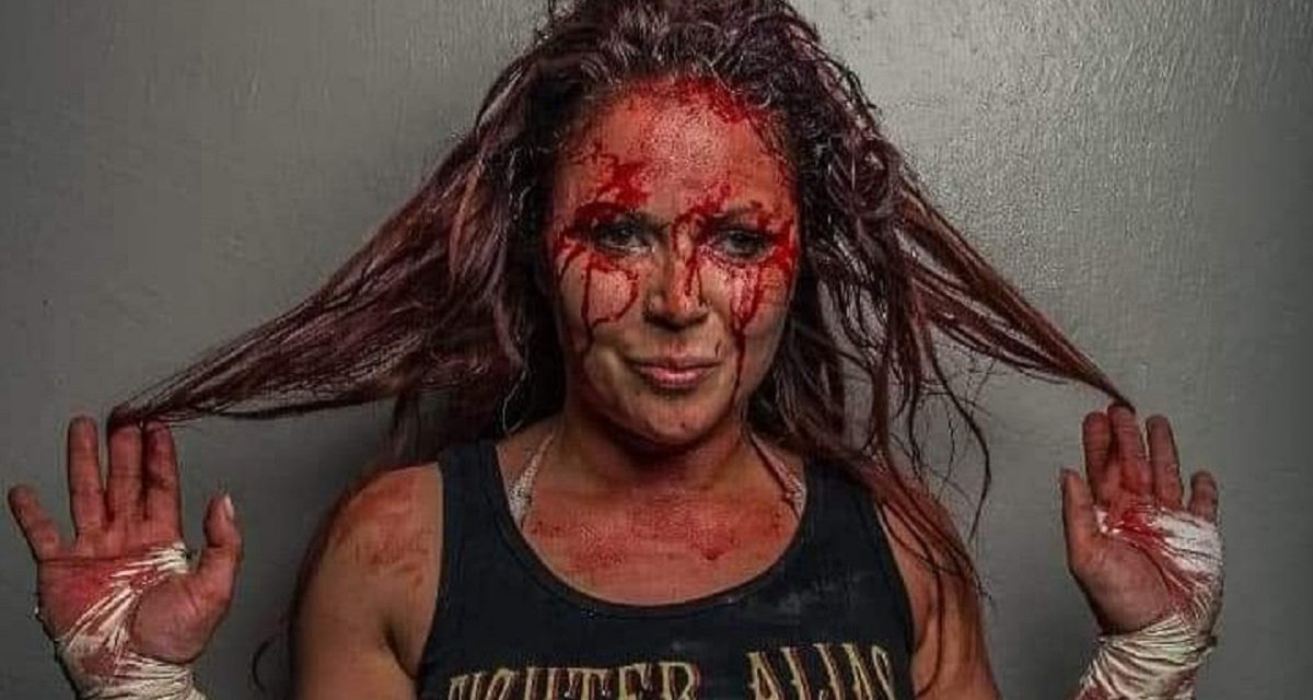 For Jewells Malone, deathmatches are bloody good fun