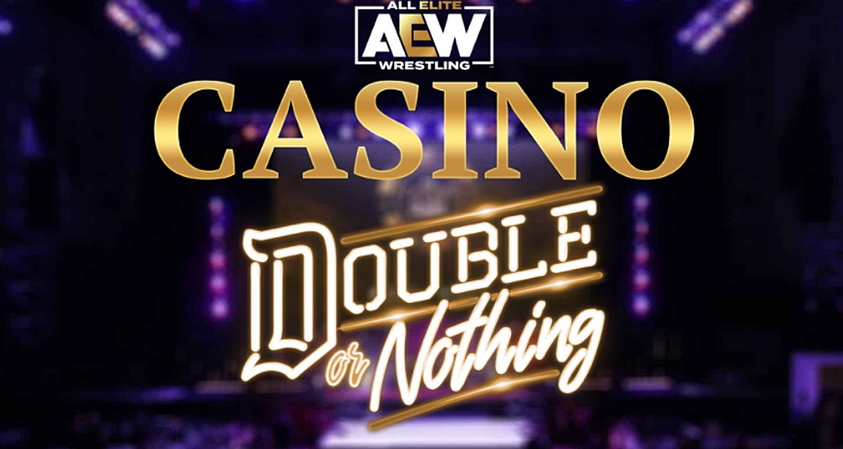 AEW launches 'AEW Casino: Double or Nothing'