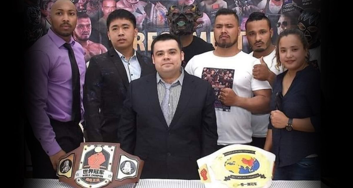 Behind the Gimmick Table: Adrian Gomez living the American Dream in China