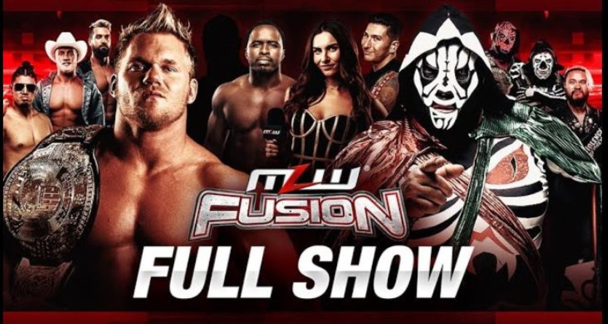 MLW Fusion:  Nightmare Pendulum against Los Parks Power