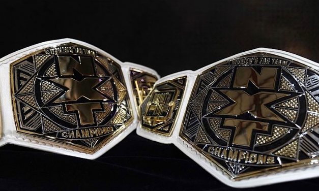 NXT Women's Tag Team Championships unveiled, two-night TakeOver made official