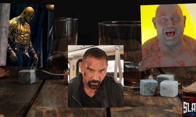 Squared Circle Cinema and Shots: The Evolution of the (Acting) Animal, Dave Bautista