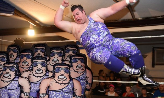 Behind the Gimmick Table: Lenny Lilac was always sold on wrestling