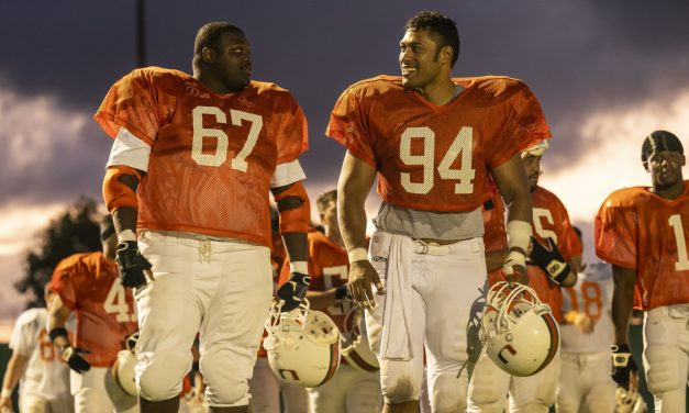 'Young Rock' Episode Four: Are you ready for some football?