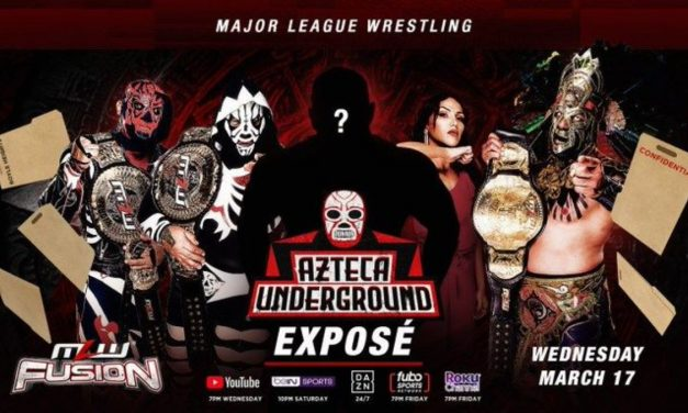 MLW Fusion:  Chaos, Calaveras and Contra Unit (oh, my!)