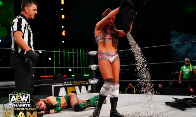 AEW Dynamite: Britt Baker, Thunder Rosa pull out all the stops in main event to remember