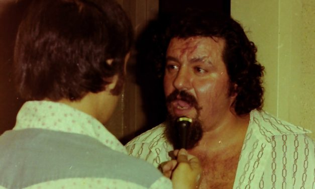 A Captain's son: Looking back at Lou Albano as Dad