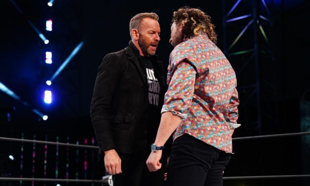 Moxley pushed Christian Cage to seek AEW deal