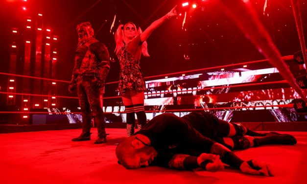 RAW: Randy Orton summons the Fiend; does not end well