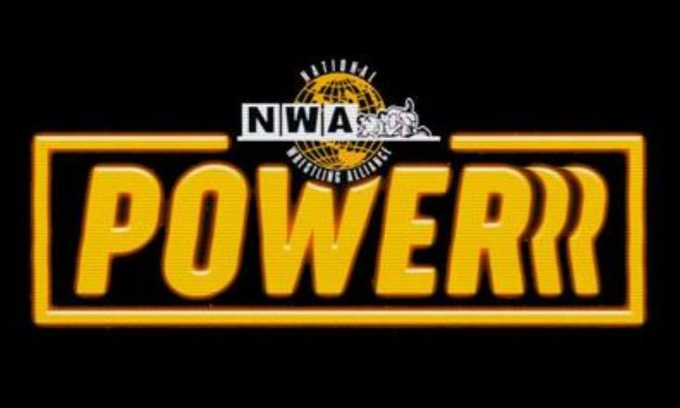 NWA POWERRR:  The Powerrr is back on