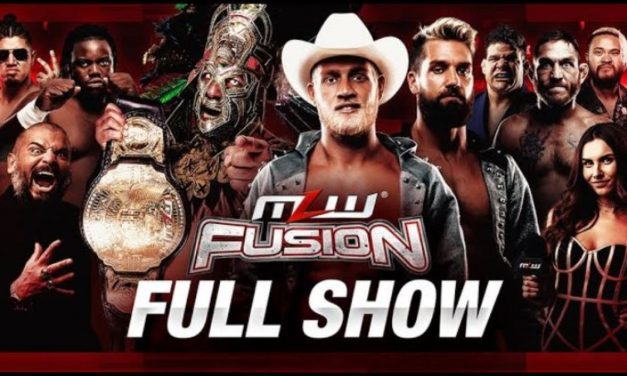 MLW FUSION:  Never break the chain