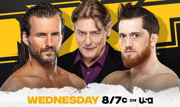 NXT: Cole, O'Reilly get personal in TakeOver contract signing