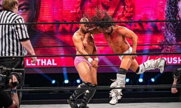 LFI and The Foundation Go To War At ROH 19th Anniversary Show