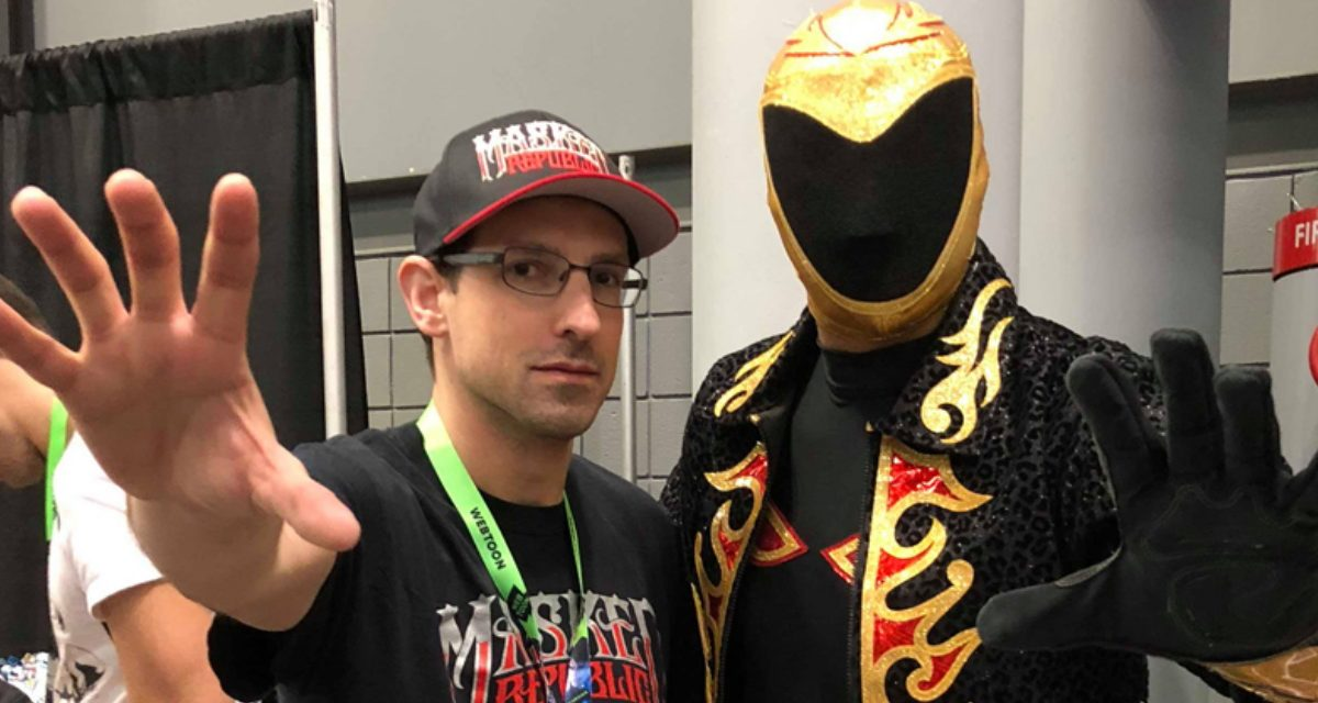 Behind the Gimmick Table: Kevin Kleinrock's Masked Republic moving lucha more mainstream