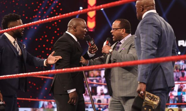 RAW: The Hurt Business downsizes; outsources help from Smackdown