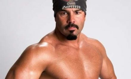 Chavo Guerrero, Jr. forging a new legacy behind the scenes