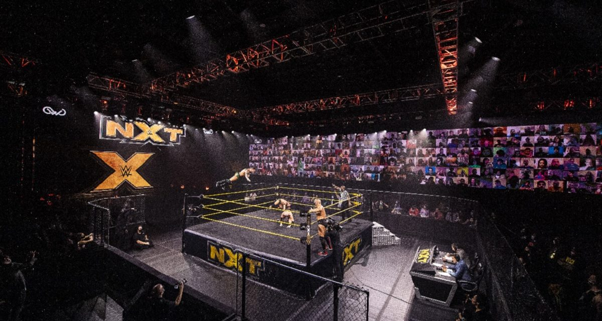 NXT moving to Tuesdays as part of WWE-USA deal; Canadian plans not yet confirmed