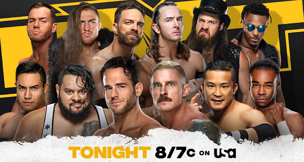 NXT: Action-packed episode precedes two-night TakeOver