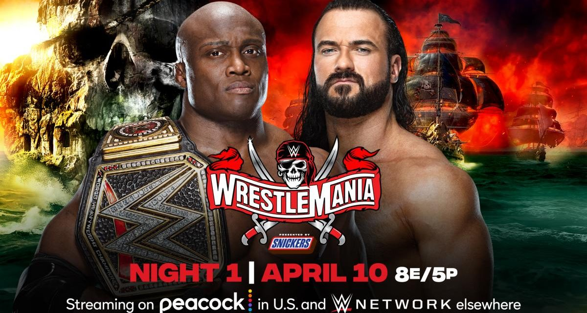 Mat Matters: Does WrestleMania 37 sizzle or is it full of gristle?