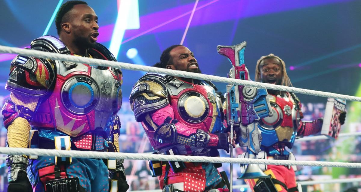 G4, WWE team for new video game series