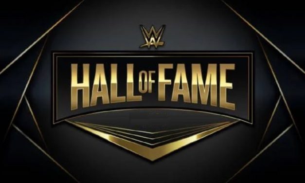 No fans, short speeches make for a subdued WWE Hall of Fame celebration