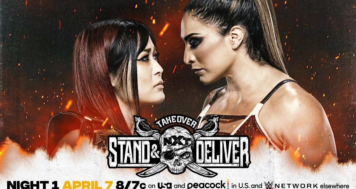 NXT leaves Wednesdays on high note with TakeOver Stand & Deliver: Night 1