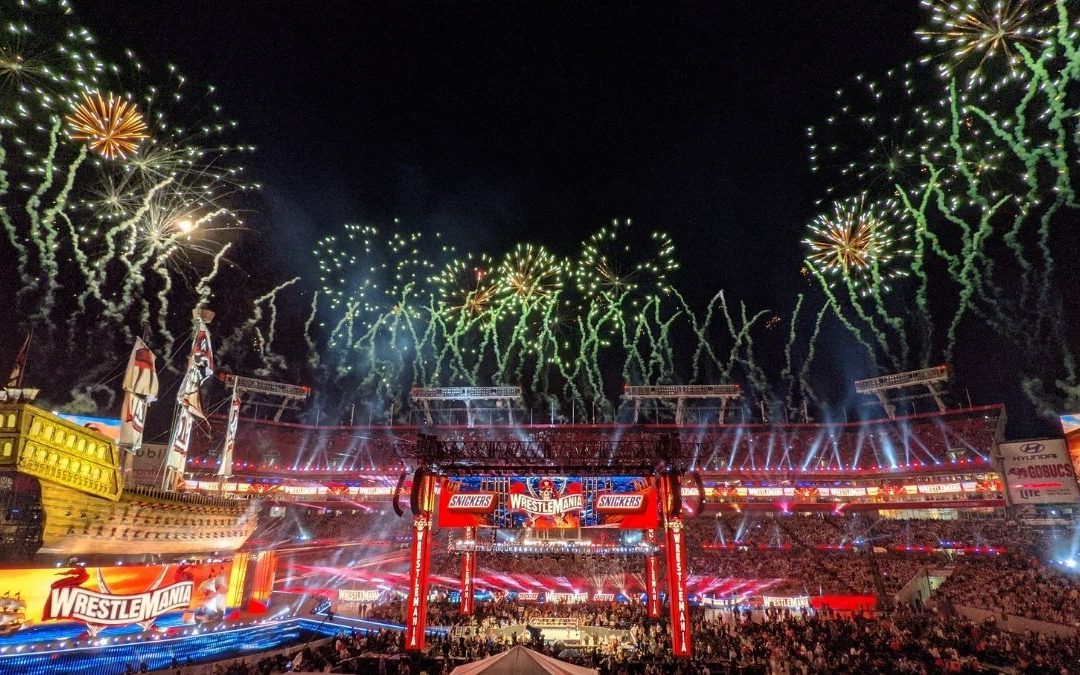 In the stadium, WrestleMania Saturday delivered on every level