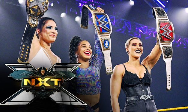 NXT: Gonzalez, new champions usher in Tuesday nights