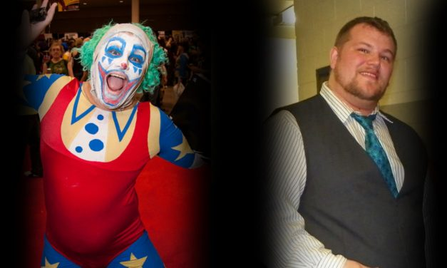 Behind the Gimmick Table: Ontario's Matt Garrett rose above clowning