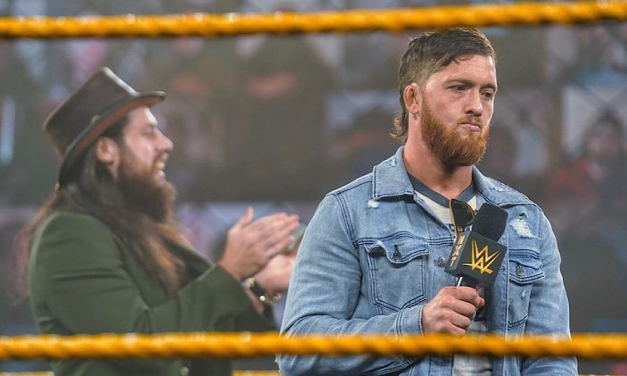 NXT: O'Reilly stands tall, Sarray debuts