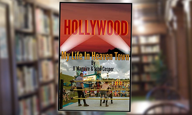 Maguire's book sings the praises of the man behind wrestling's soundtrack