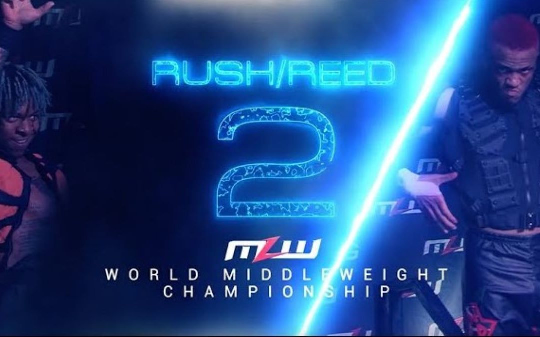 MLW Fusion:  Feel the Rush of Injustice