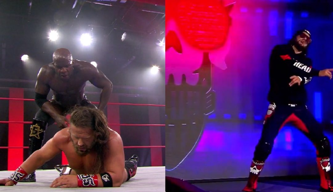 Impact: El Phantasmo has a strong debut; Moose tries to end James Storm in wrestling-heavy show