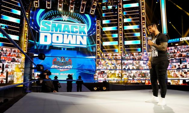SmackDown: Welcome back, Uce