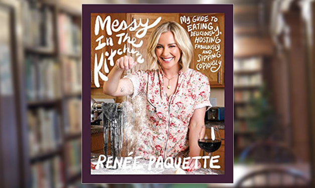 Renee Paquette manifests 'Messy in the Kitchen'