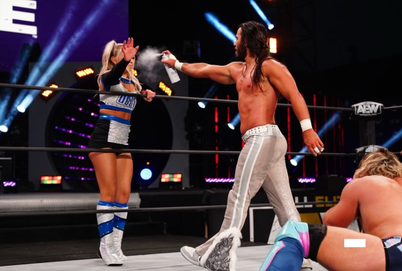 AEW Dynamite: Young Bucks end the night with their belts but without their kicks