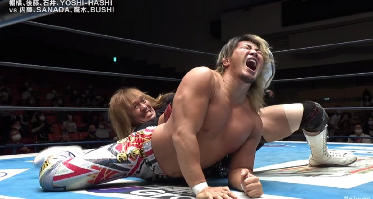LIJ trounces Chaos…but mostly Ishii…at Road to Wrestle Grand Slam