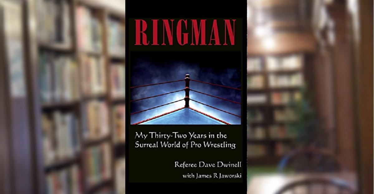 'Ringman' a fun collection of tales from a pro wrestling fan-turned-referee