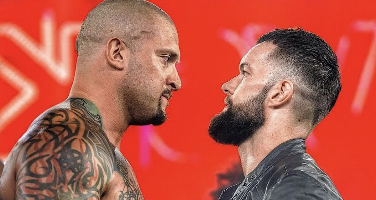 NXT: Kross defends against Balor in standout clash