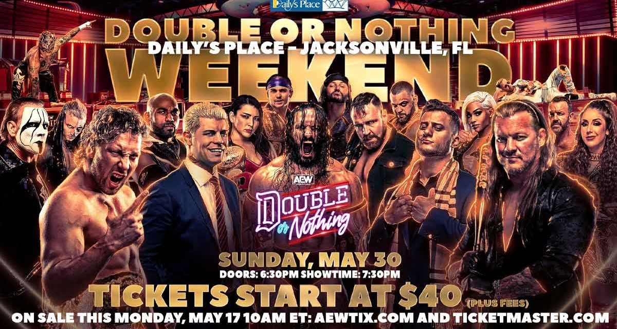 Countdown to AEW Double or Nothing