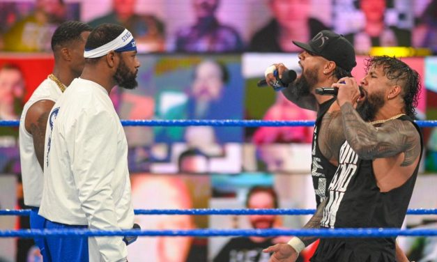 SmackDown: Which one are you again?