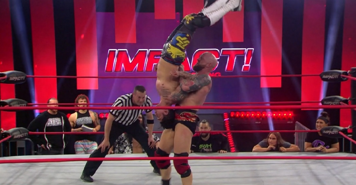 Impact: Josh Alexander and TJP put on a wrestling masterclass for the X-Division title