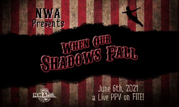 NWA: Trevor Murdoch steps up to the challenge When Our Shadows Fall